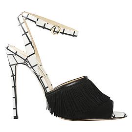 Bionda Castana 'Athena' Fringe Sandals