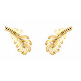 Chanel Fine Jewelry 'Plume de CHANEL' Earrings