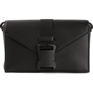 Christopher Kane FW14 Safety Buckle Shoulder Bag