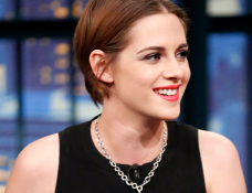 Get Kristen Stewart's 'Late Night' Candy Coated Lips!