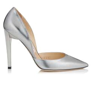 Jimmy Choo Awards Collection 'Darilyn' Metallic Pumps