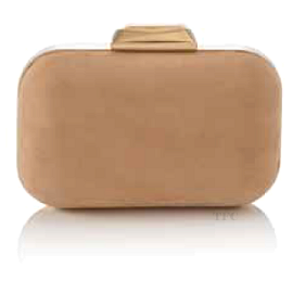 Jimmy Choo Awards Collection 'Cloud' Suede Clutch