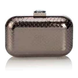 Jimmy Choo Awards Collection 'Cloud' Metallic Clutch