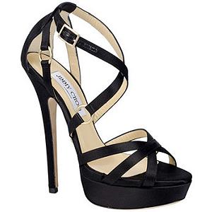 Jimmy Choo 'NEW GAEL' Spring 2012 Platform Sandals