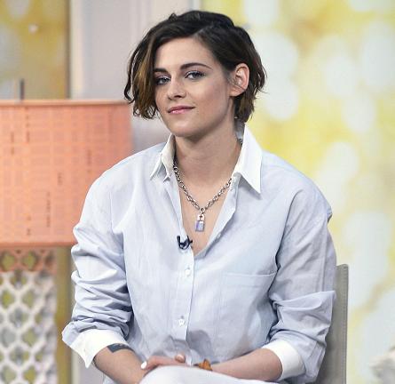 Kristen Stewart in Atea Oceanie | 'The Today Show'