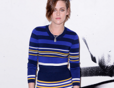 Kristen Stewart in Torn by Ronny Kobo | AOL's BUILD Speaker Series: 'Still Alice'