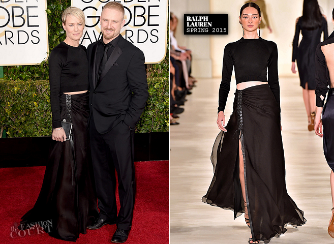 Robin Wright « The Fashion Court