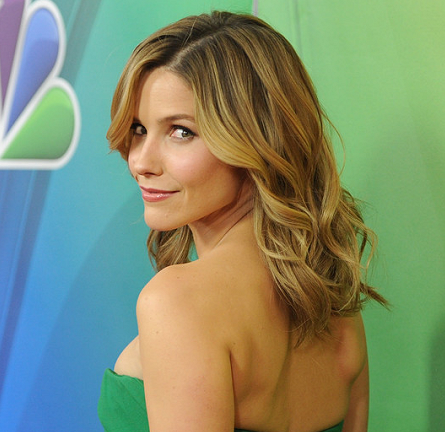 Sophia Bush in Dsquared² | NBCUniversal 2015 Winter TCA Tour: Day 2