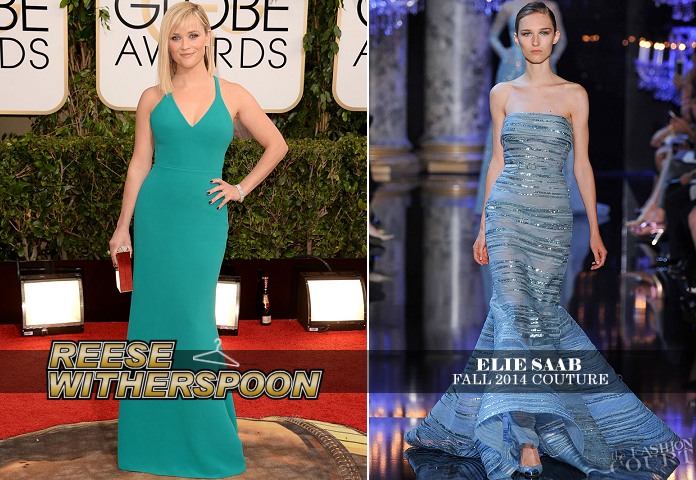 2015 Golden Globe Awards - WISH LIST