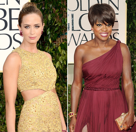 2015 Golden Globes - WISH LIST