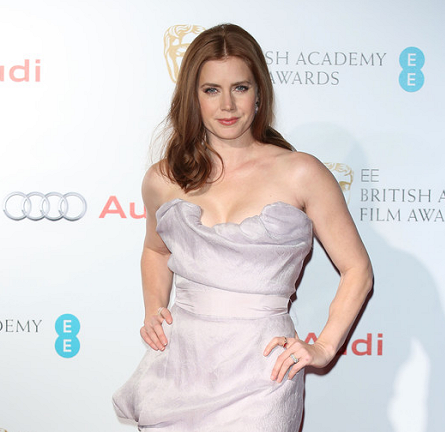 Amy Adams in Vivienne Westwood | 2015 EE British Academy Awards Nominees Party