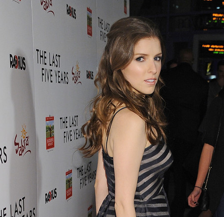 Anna Kendrick in Vionnet | 'The Last Five Years' Hollywood Premiere