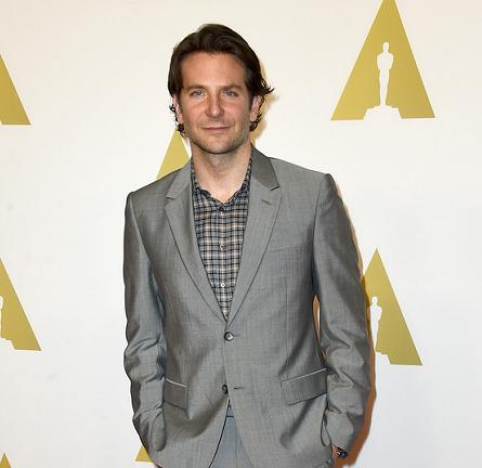 Bradley Cooper in Alexander McQueen | Oscar Nominees Luncheon 2015