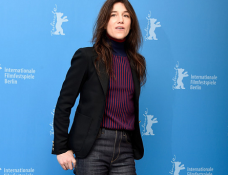 Charlotte Gainsbourg in Louis Vuitton | 'Every Thing Will Be Fine' Photocall - 2015 Berlinale International Film Festival