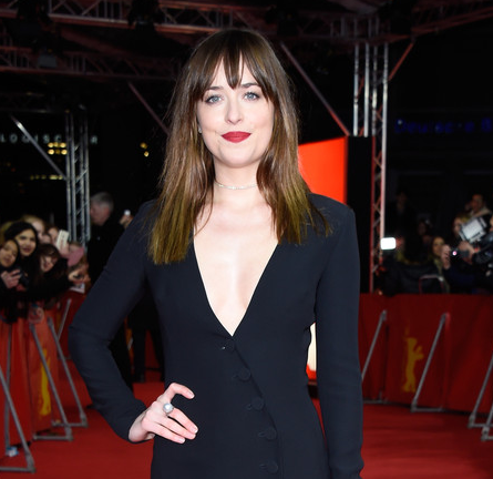 Dakota Johnson in Dior | 'Fifty Shades of Grey' Premiere - 2015 Berlinale International Film Festival