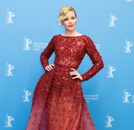 Elizabeth Banks in Elie Saab Couture | 'Love & Mercy' Premiere - 2015 Berlinale International Film Festival
