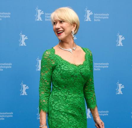 Helen Mirren in Dolce & Gabbana | 'Woman in Gold' Premiere - 2015 Berlinale International Film Festival