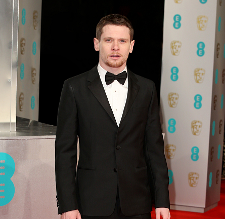 Jack O'Connell in Prada | 2015 BAFTAs