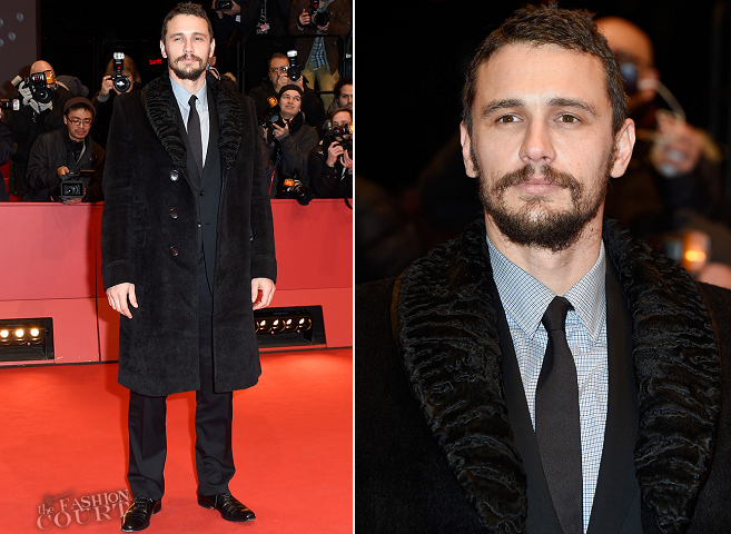 James Franco in Gucci | 'Every Thing Will Be Fine' Premiere - 2015 Berlinale International Film Festival