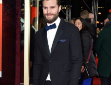 Jamie Dornan in Neil Barrett | 'Fifty Shades of Grey' Premiere - 2015 Berlinale International Film Festival