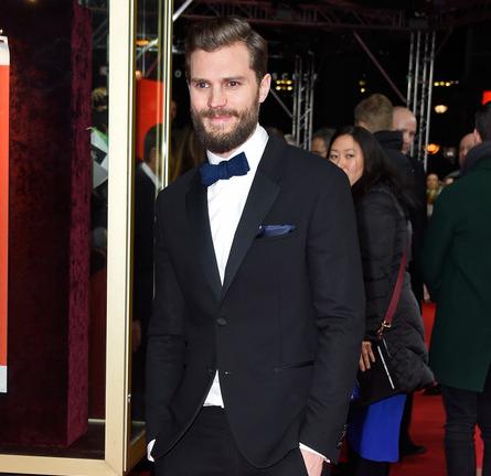 Jamie Dornan in Neil Barrett | 'Fifty Shades of Grey' Premiere - 2015 Berlinale International Film Festival