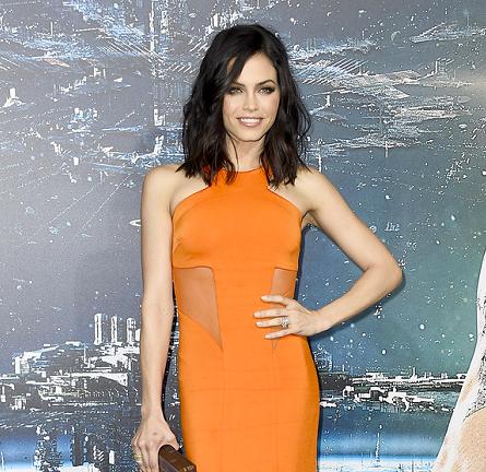 Jenna Dewan-Tatum in Cushnie et Ochs | 'Jupiter Ascending' Hollywood Premiere