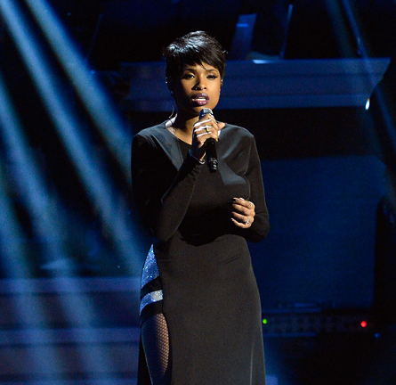 Jennifer Hudson in Alexandre Vauthier Couture | 'Stevie Wonder: Songs In The Key Of Life - An All-Star GRAMMY Salute'