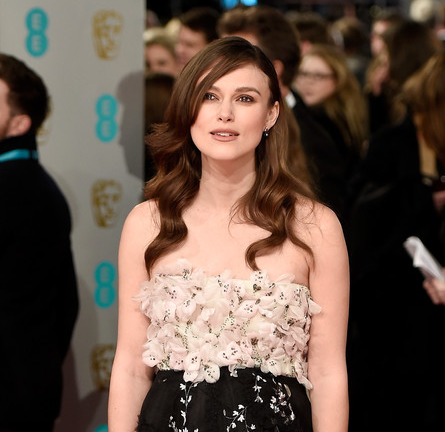 Keira Knightley in Giambattista Valli Couture | 2015 BAFTAs