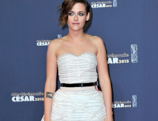 Kristen Stewart in Chanel Couture | César Awards 2015