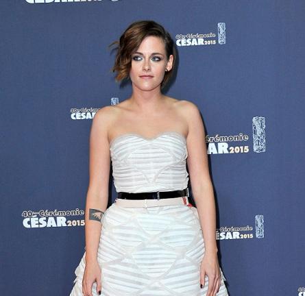 Kristen Stewart in Chanel Couture | César Awards 2015