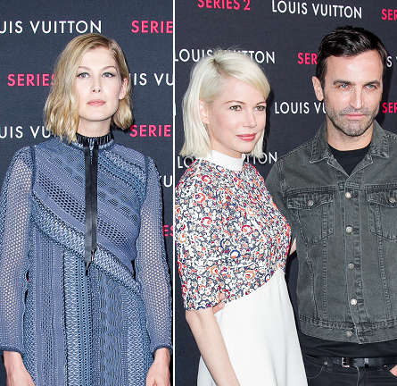 Best Dressed Poll: Louis Vuitton SERIES 2 Exhibition Opening