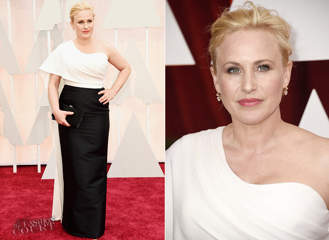 Patricia Arquette in Rosetta Getty | 2015 Oscars