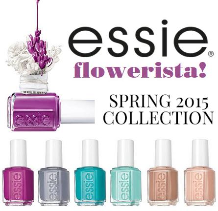 Review: Essie 'Flowerista' Spring 2015 Collection