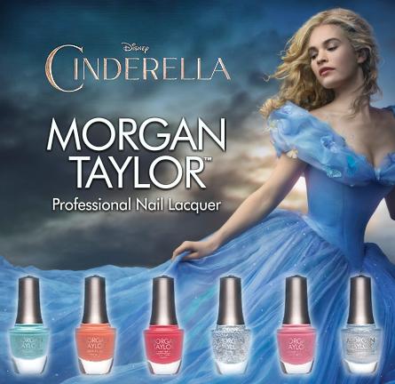Review: Morgan Taylor 'Cinderella' Spring 2015 Collection