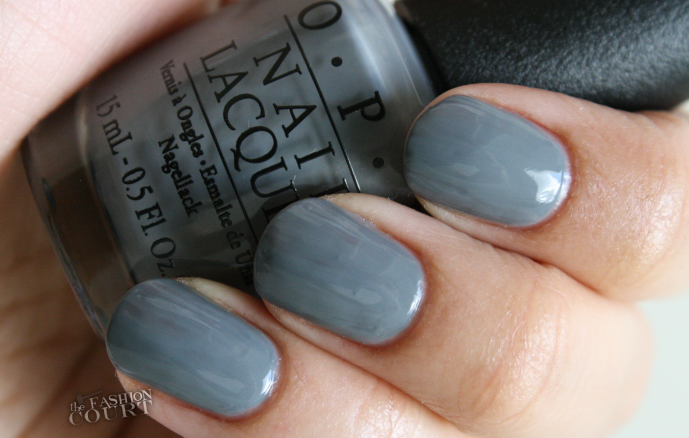 Review: OPI 'Fifty Shades of Grey' Collection