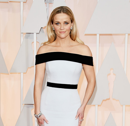 Reese Witherspoon in Tom Ford | 2015 Oscars