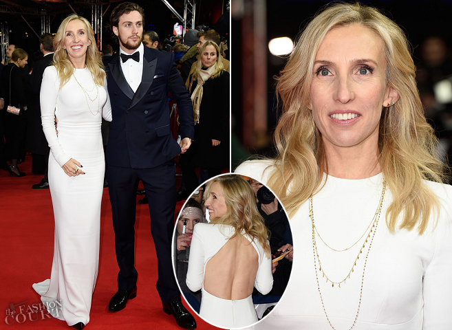 Sam Taylor-Johnson in Stella McCartney | 'Fifty Shades of Grey' Premiere - 2015 Berlinale International Film Festival