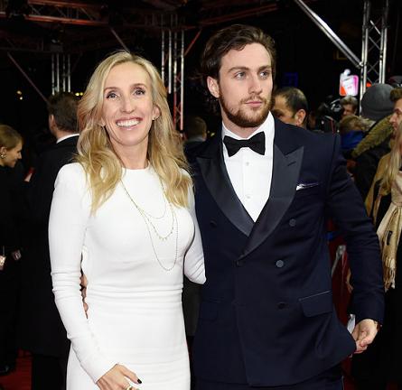 Sam Taylor-Johnson in Stella McCartney | 'Fifty Shades of Grey' Premiere - 2015 Berlinale International Film Festival