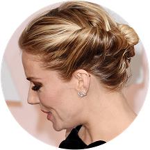 Sienna Miller in Oscar de la Renta | 2015 Oscars