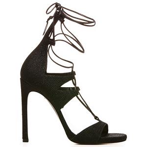 Stuart Weitzman LEGWRAP Spring 2015 Sandals