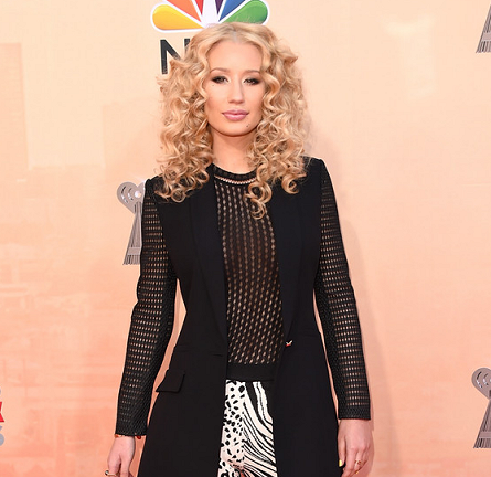 Iggy Azalea in Fausto Puglisi | 2015 iHeartRadio Music Awards