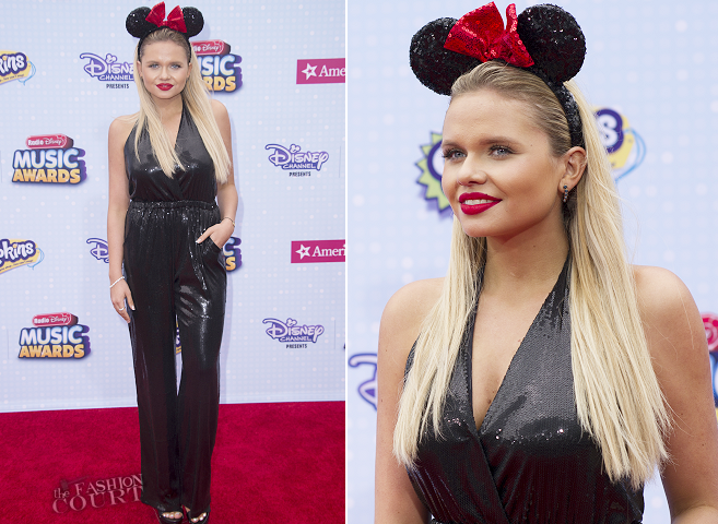 Alli Simpson in Ripley Rader | 2015 Radio Disney Music Awards