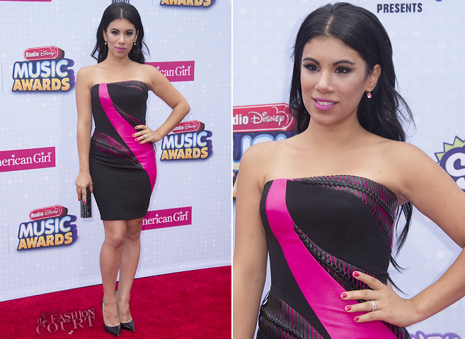 Chrissie Fit in Rubin Singer | 2015 Radio Disney Music Awards