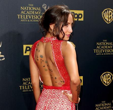 Christel Khalil in AGAIN | 2015 Daytime Emmys