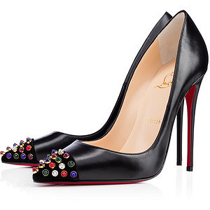 Christian Louboutin 'Cleo' Pumps
