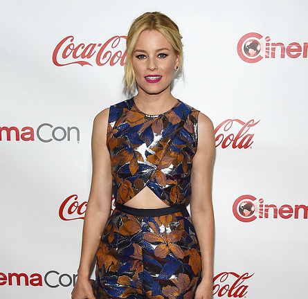 Elizabeth Banks in Kaelen | CinemaCon 2015 - Big Screen Achievement Awards