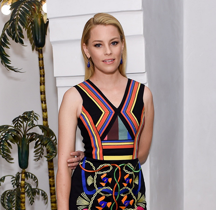 Elizabeth Banks in Peter Pilotto | Irene Neuwirth's Peter Pilotto Dinner