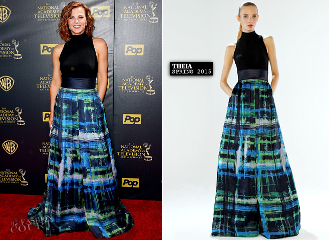 Gina Tognoni in THEIA | 2015 Daytime Emmys