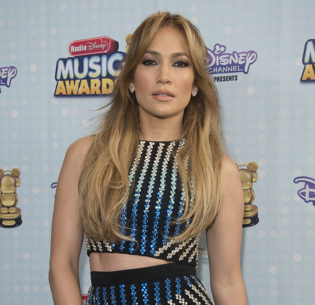 Jennifer Lopez in David Koma | 2015 Radio Disney Music Awards