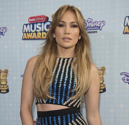 Jennifer Lopez in David Koma | 2015 Radio Disney Music Awards